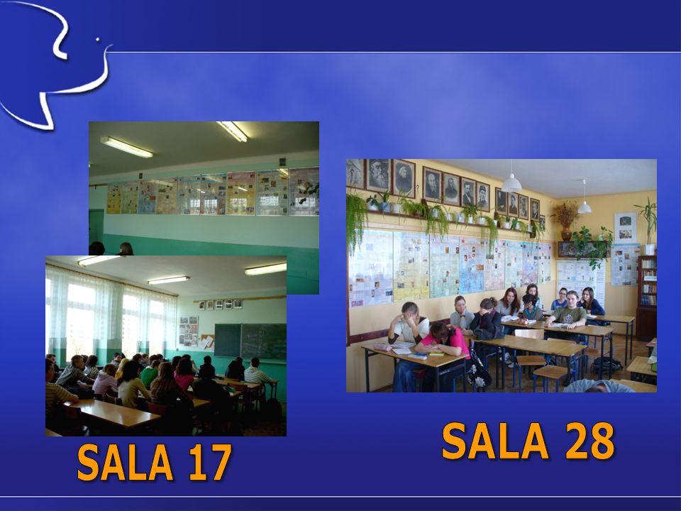 SALA 28 SALA 17