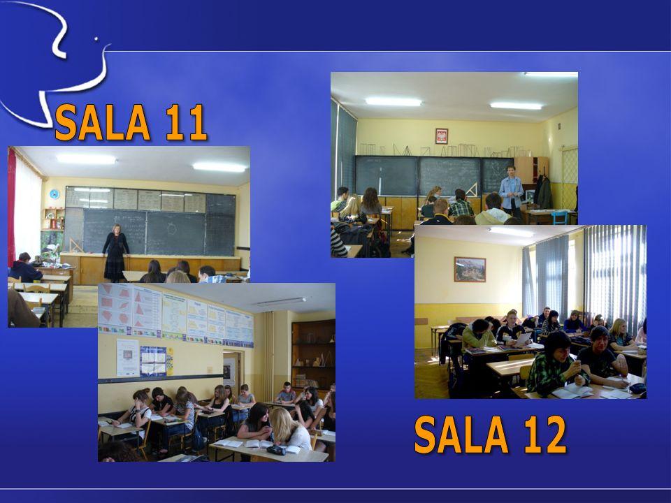 SALA 11 SALA 12