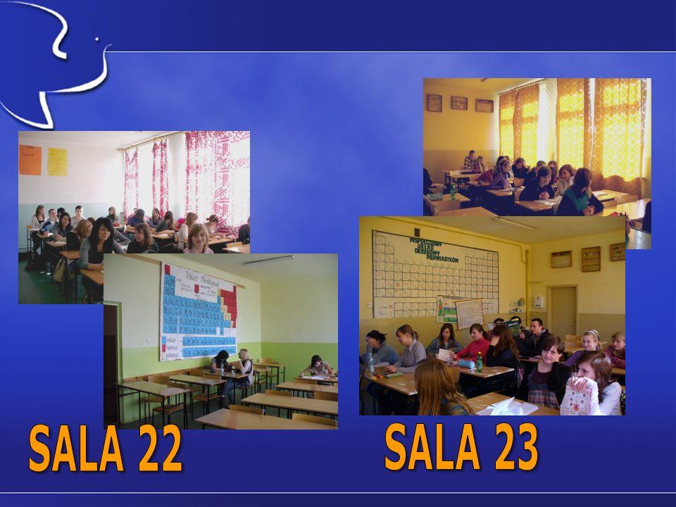 SALA 22 SALA 23