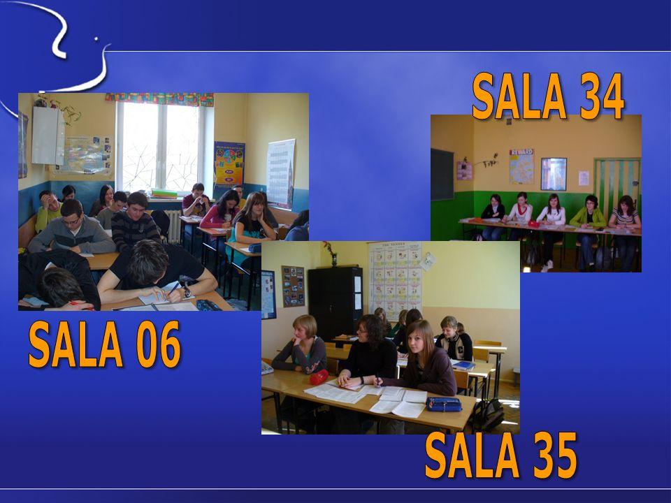SALA 34 SALA 06 SALA 35
