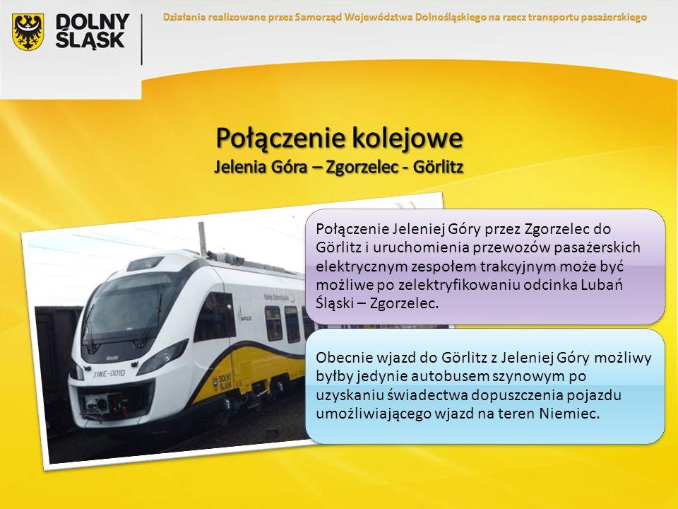 Połączenie kolejowe Jelenia Góra – Zgorzelec - Görlitz