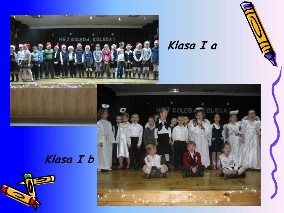 Klasa I a Klasa I b