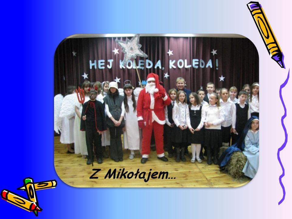 Z Mikołajem…