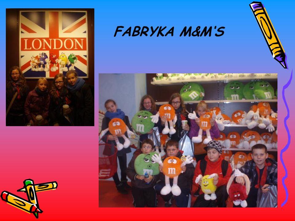 FABRYKA M&M'S