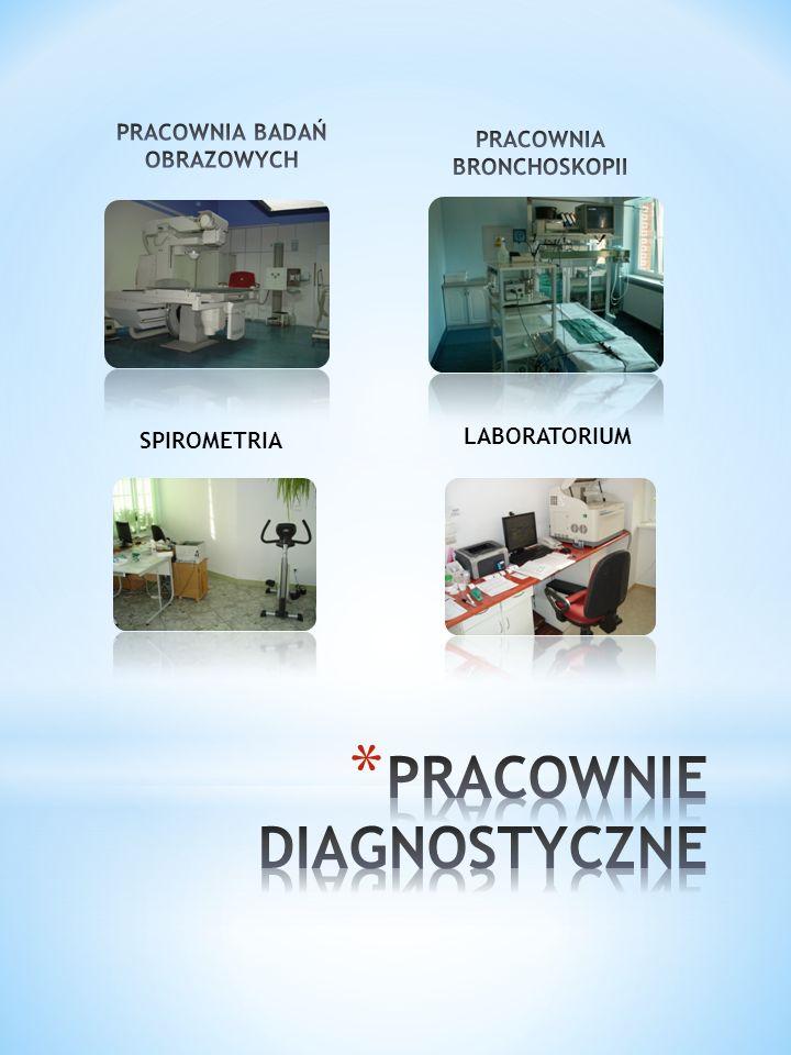 PRACOWNIE DIAGNOSTYCZNE