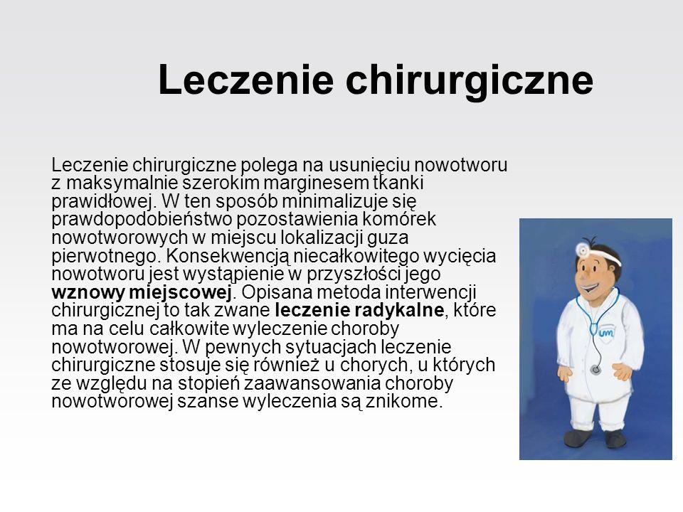 Leczenie chirurgiczne