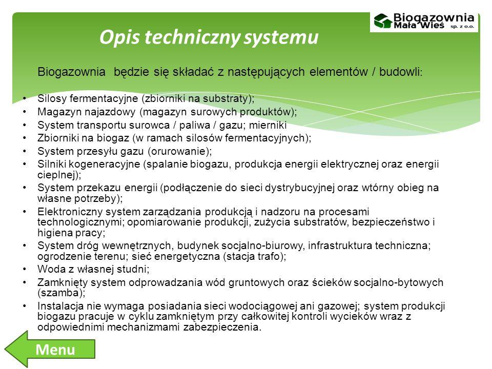 Opis techniczny systemu