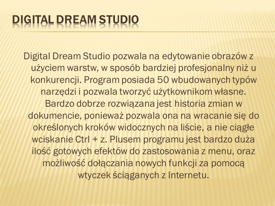 Digital Dream Studio