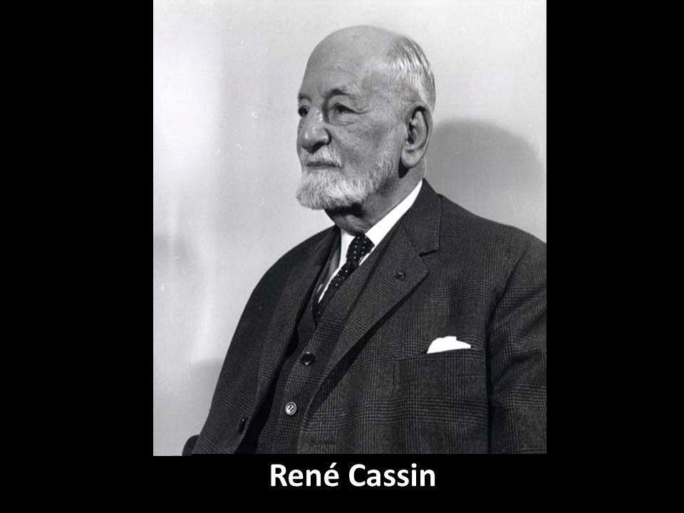 René Cassin John Peters Humphrey Charles Malik Eleanor Roosevelt