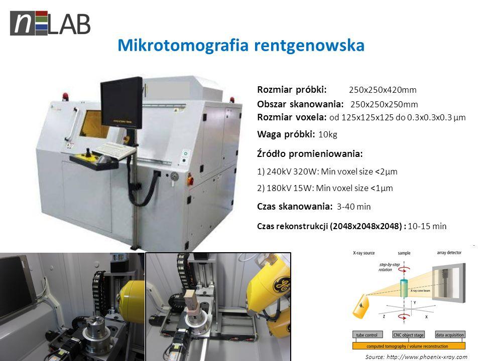 Mikrotomografia rentgenowska
