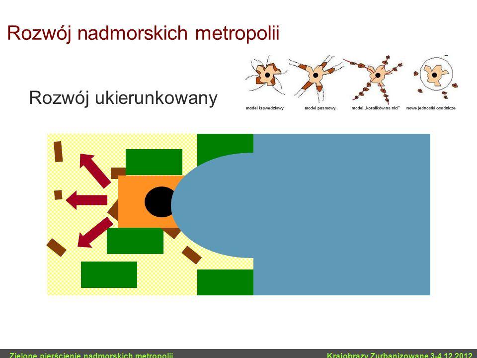 Rozwój nadmorskich metropolii