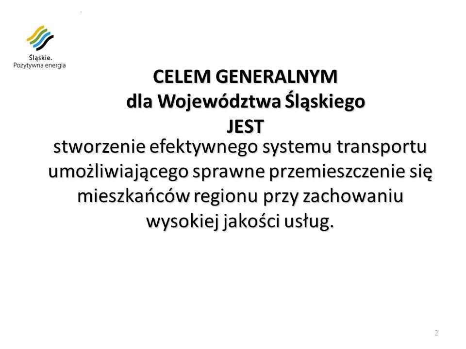 dla Województwa Śląskiego JEST