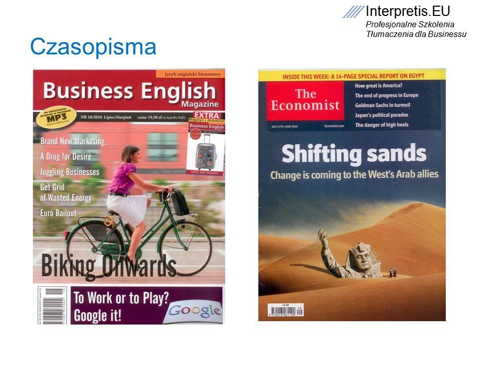 Czasopisma Interpretis.EU Profesjonalne Szkolenia