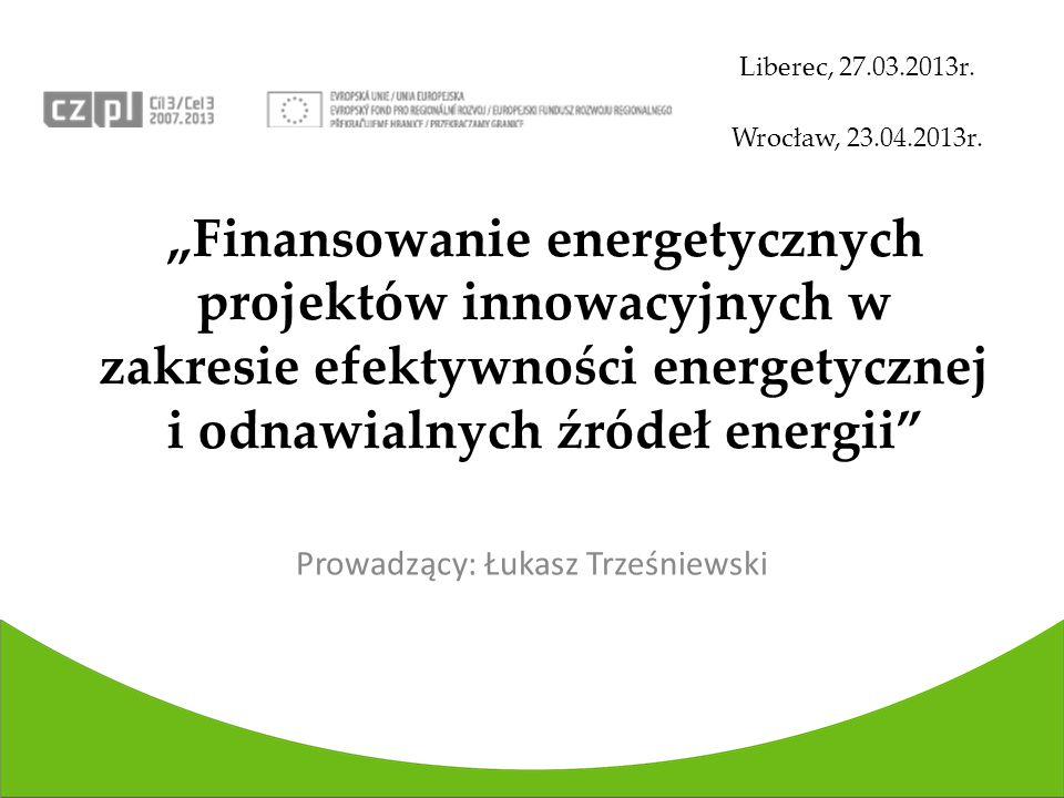 Prowadzący: Łukasz Trześniewski