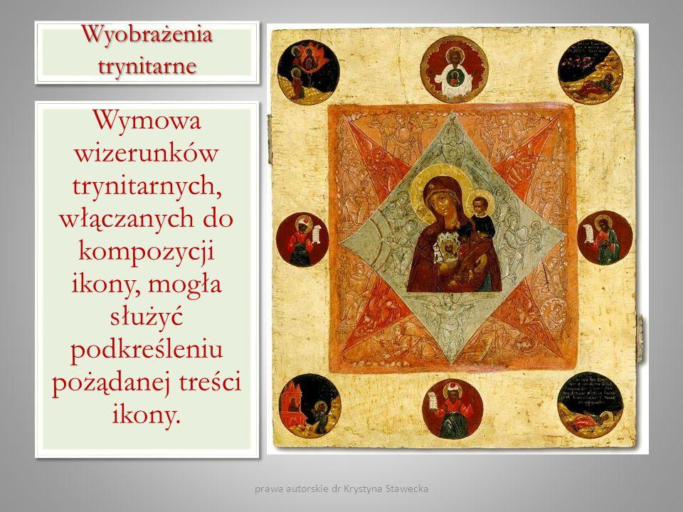 Wyobrażenia trynitarne
