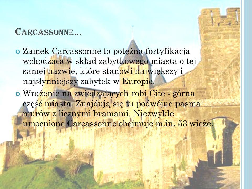 Carcassonne…