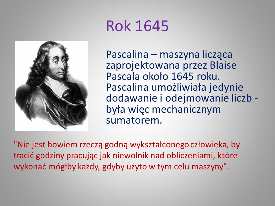 Rok 1645
