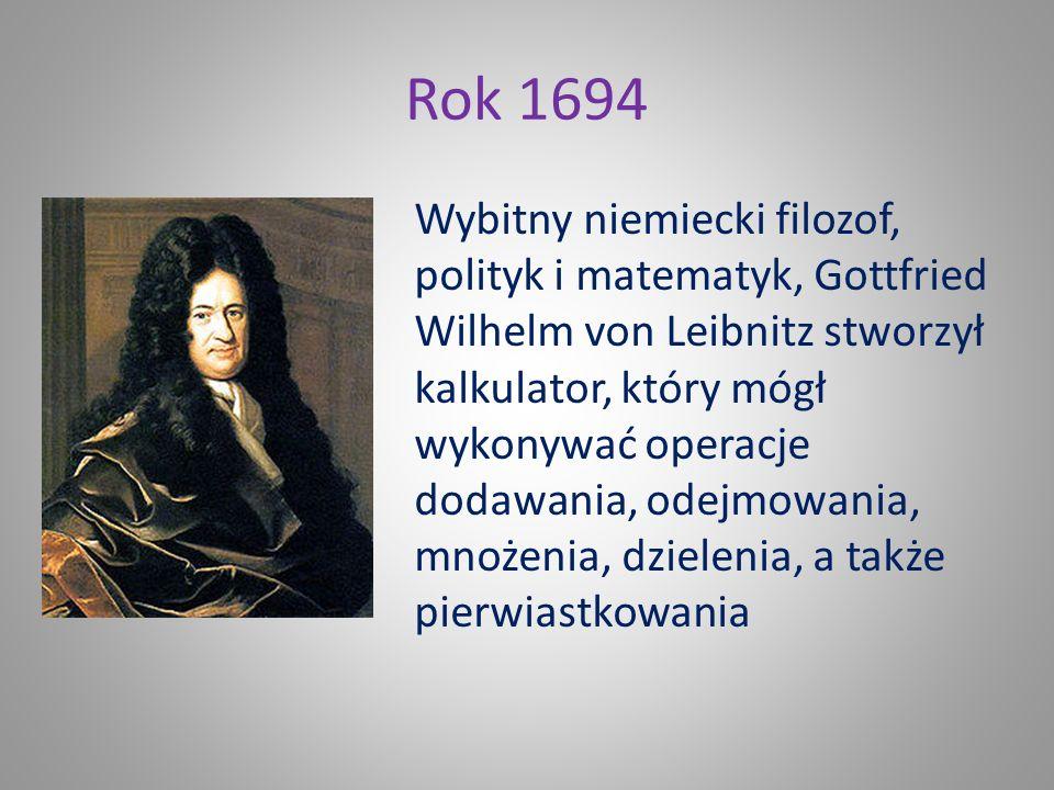 Rok 1694