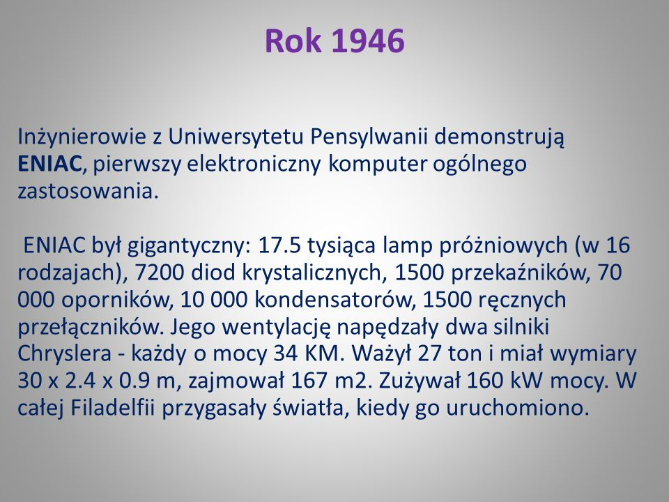 Rok 1946