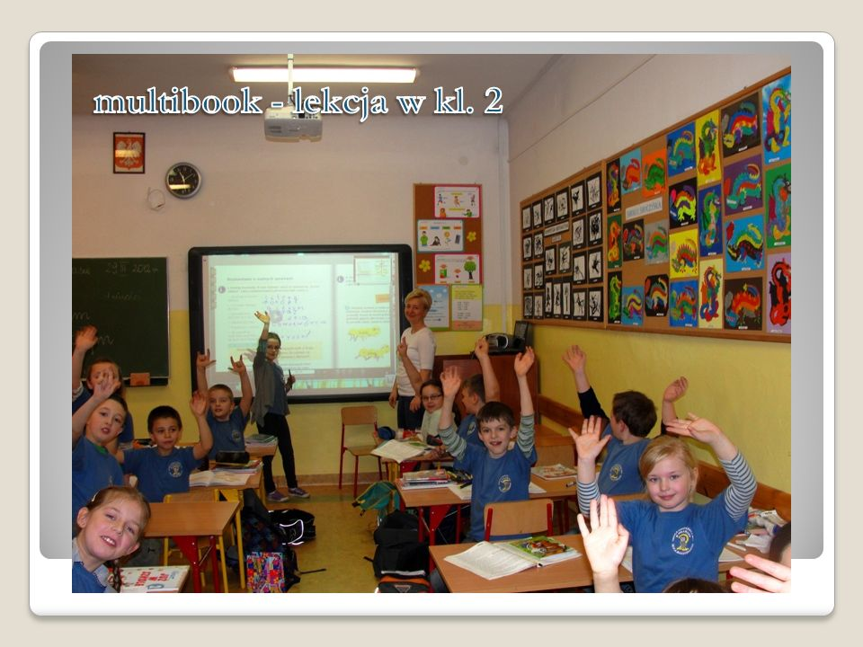 multibook - lekcja w kl. 2