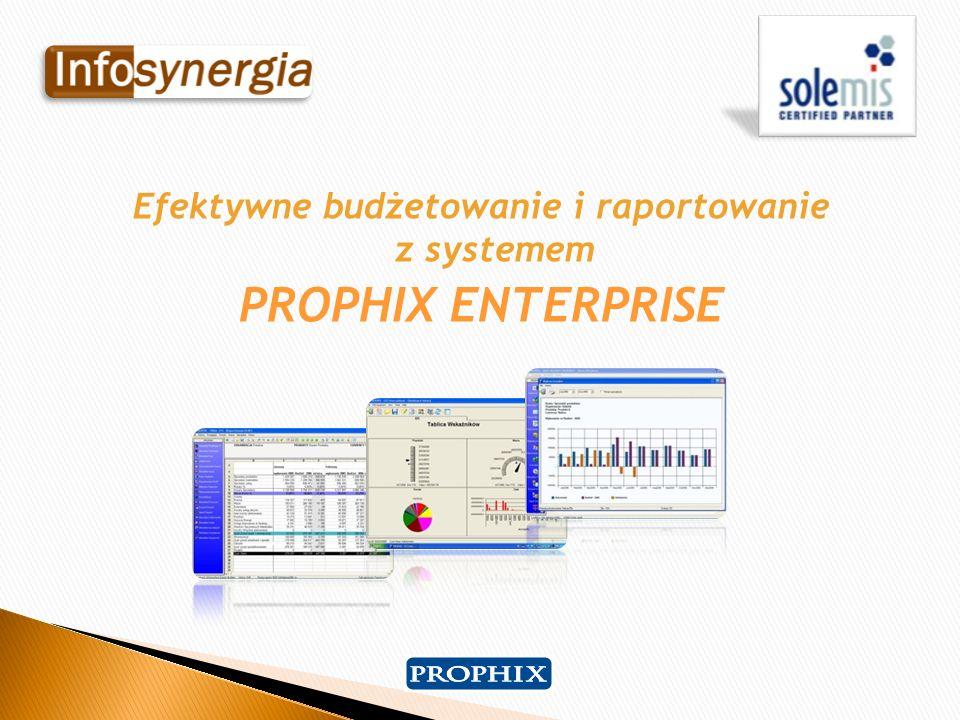 Efektywne budżetowanie i raportowanie z systemem