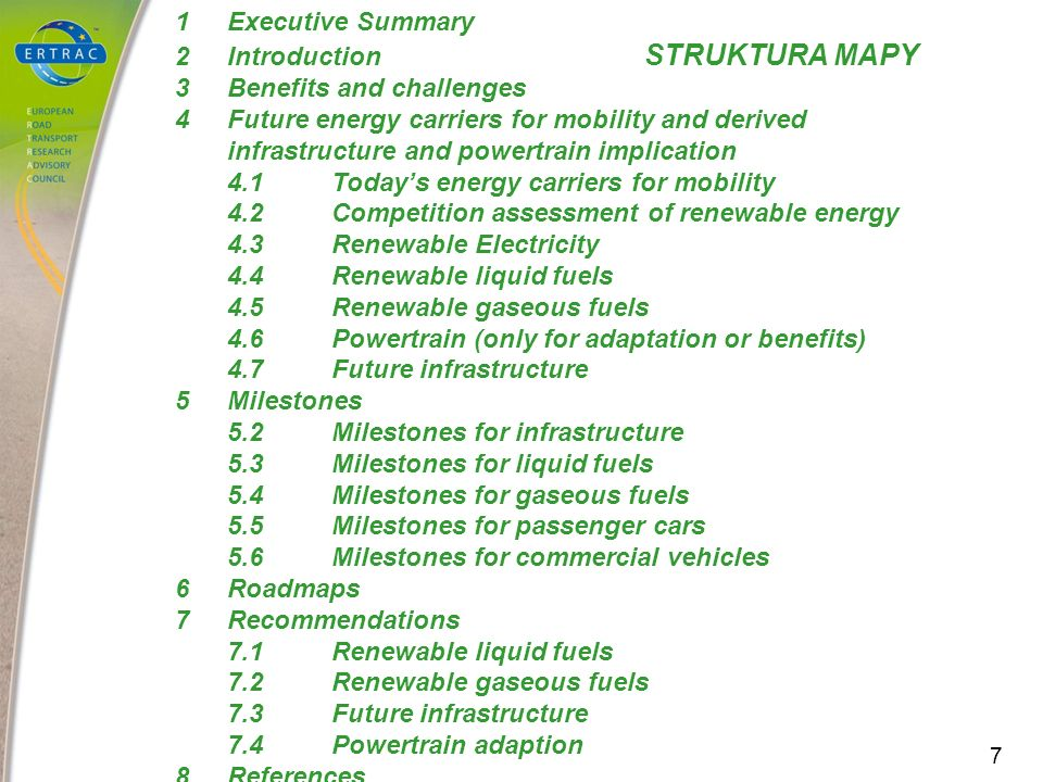 2 Introduction STRUKTURA MAPY 3 Benefits and challenges