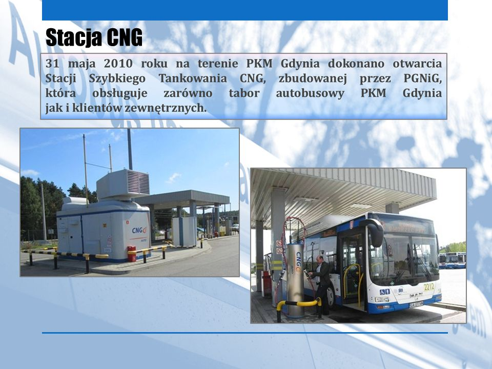 Stacja CNG