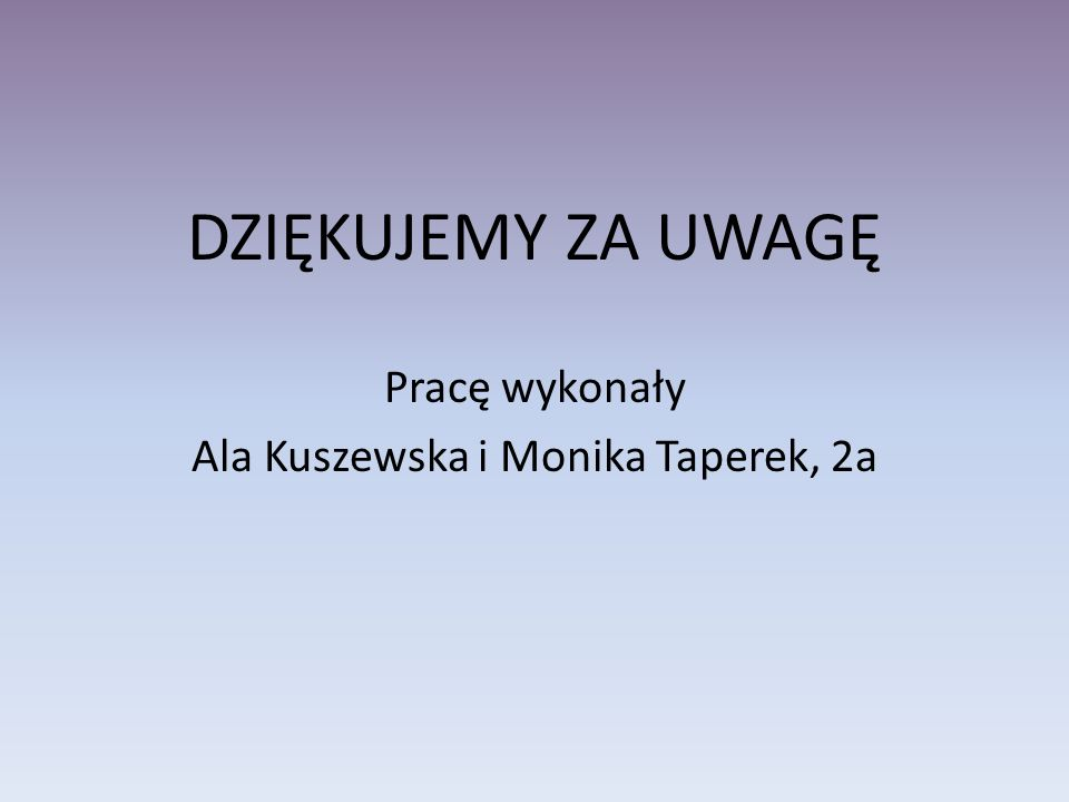 Ala Kuszewska i Monika Taperek, 2a