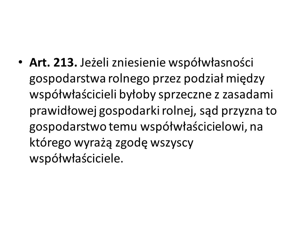 Art. 213.