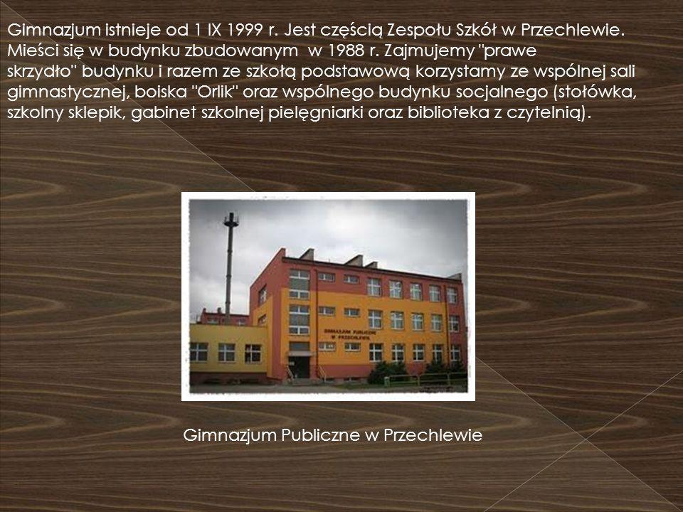 Gimnazjum Publiczne w Przechlewie