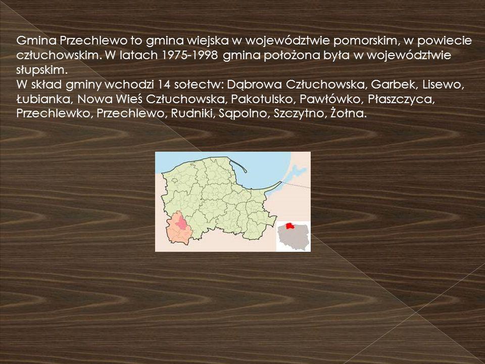 Gmina Przechlewo to gmina wiejska w województwie pomorskim, w powiecie człuchowskim. W latach 1975-1998 gmina położona była w województwie słupskim.