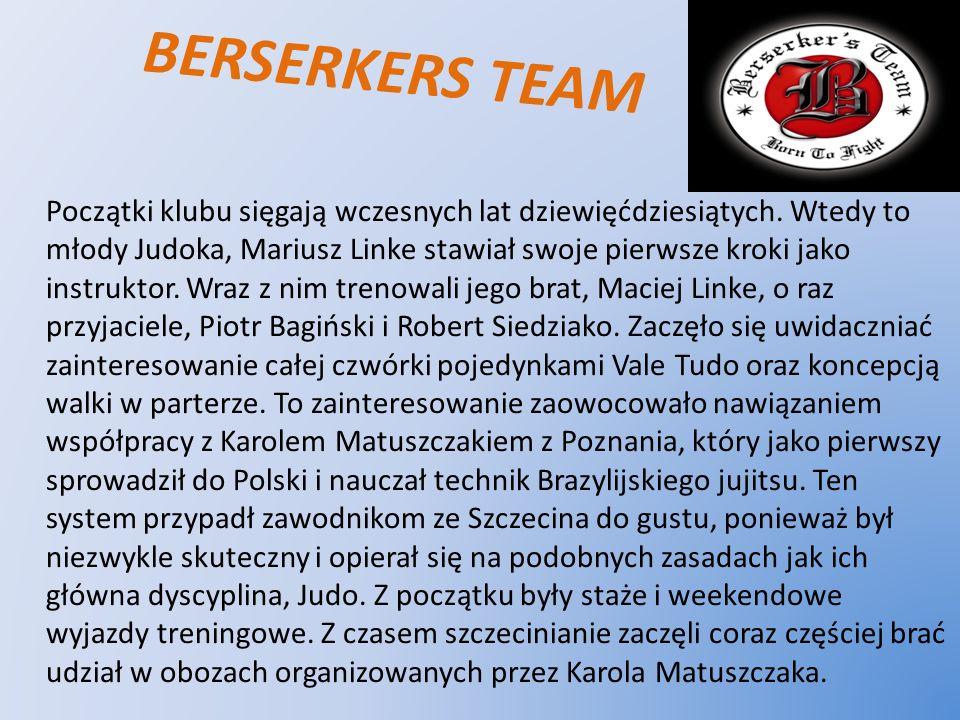 BERSERKERS TEAM