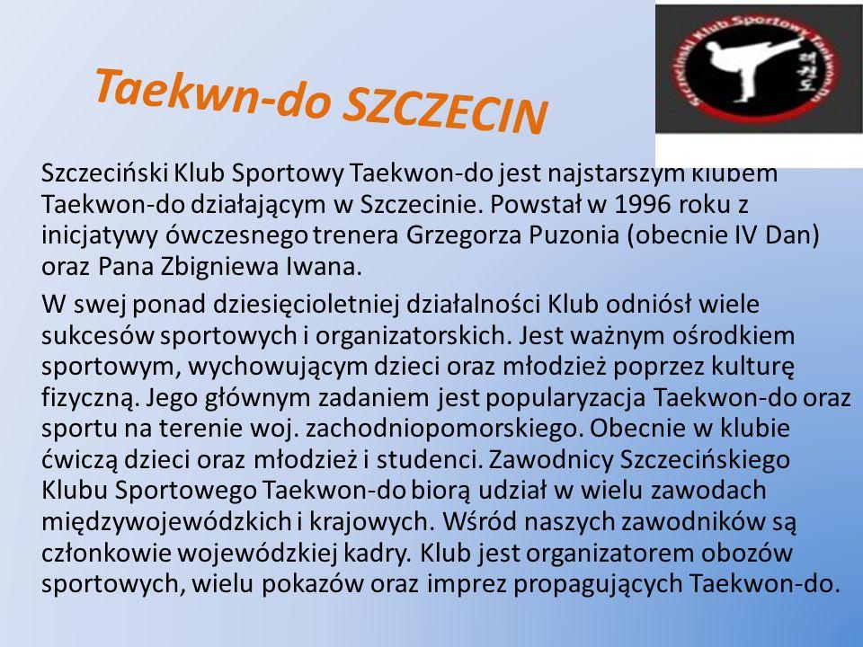 Taekwn-do SZCZECIN