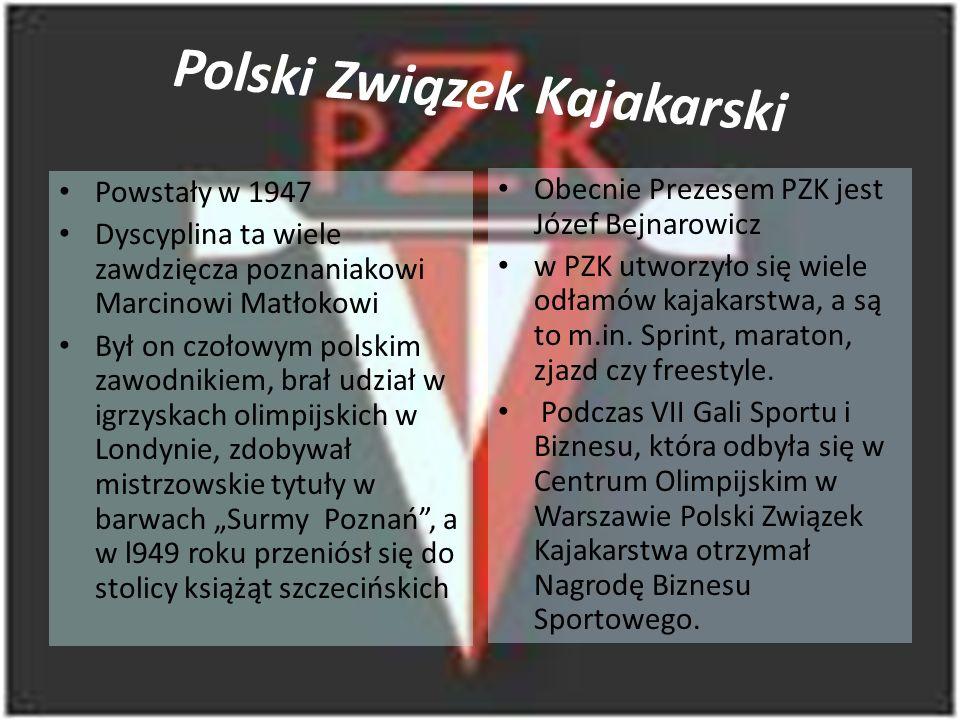 Polski Związek Kajakarski