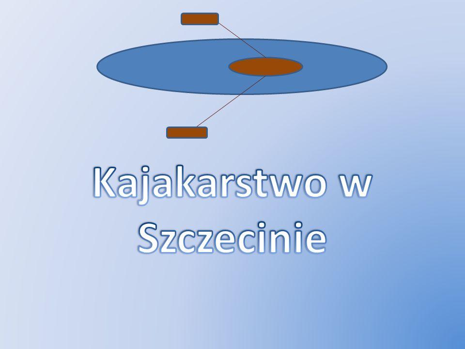 Kajakarstwo w Szczecinie