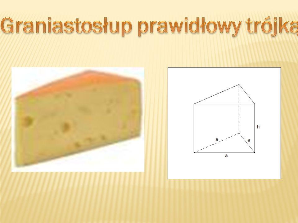 Graniastosłup prawidłowy trójkątny