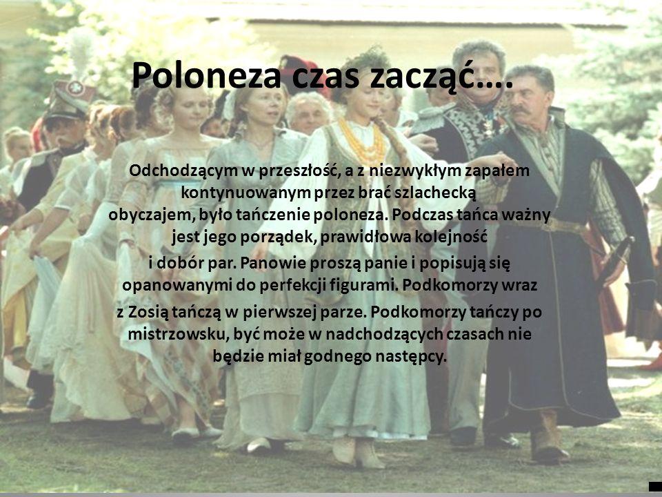 Poloneza czas zacząć….