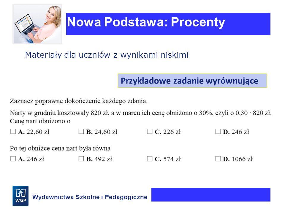 Nowa Podstawa: Procenty