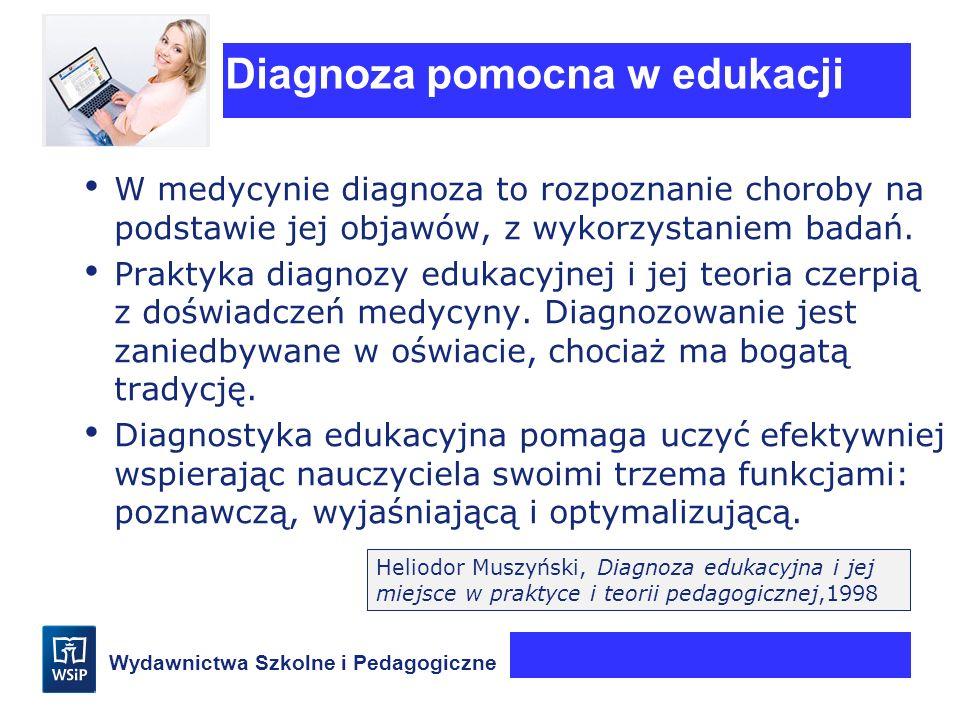 Diagnoza pomocna w edukacji