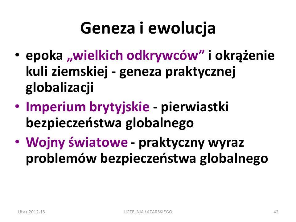 """Geneza i ewolucja epoka """"wielkich odkrywców i okrążenie kuli ziemskiej - geneza praktycznej globalizacji."""