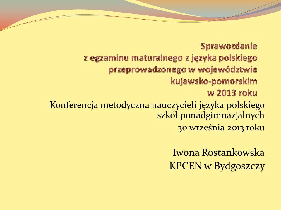 Iwona Rostankowska KPCEN w Bydgoszczy