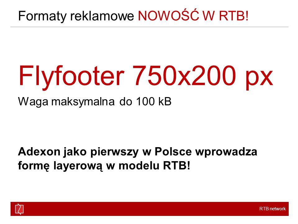 Formaty reklamowe NOWOŚĆ W RTB!