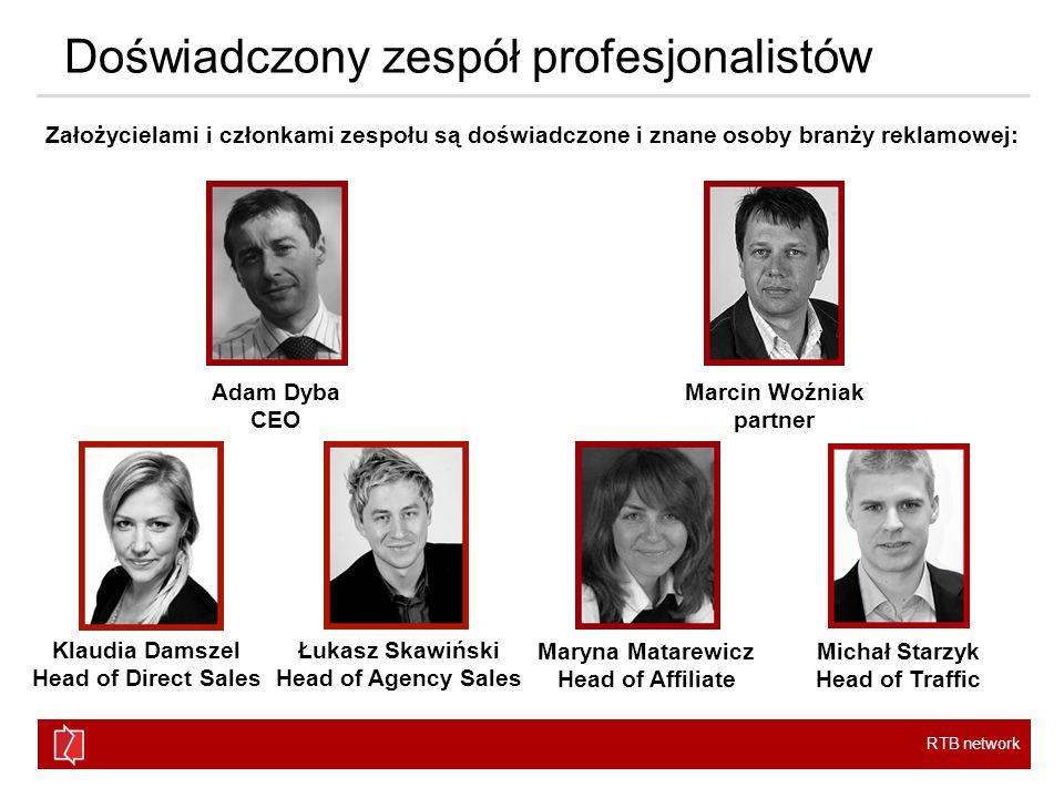 Doświadczony zespół profesjonalistów
