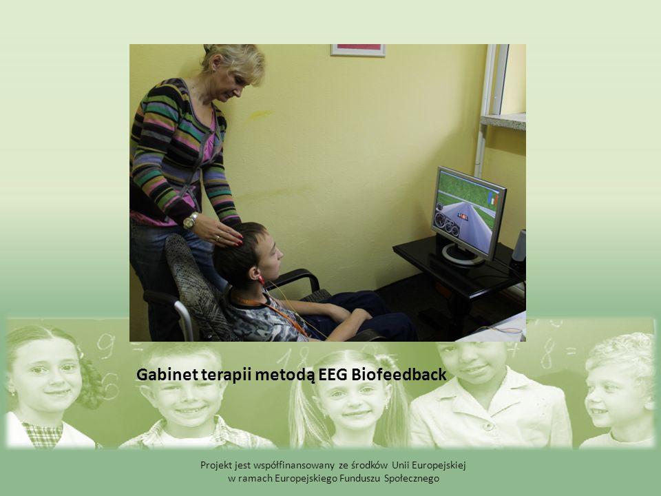 Gabinet terapii metodą EEG Biofeedback