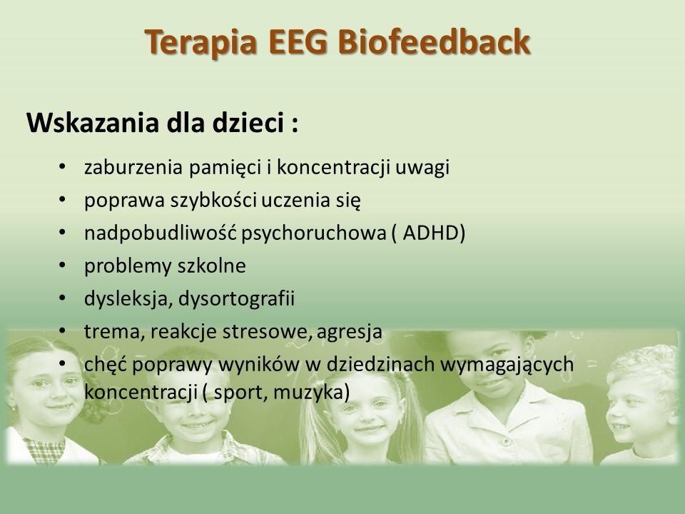 Terapia EEG Biofeedback