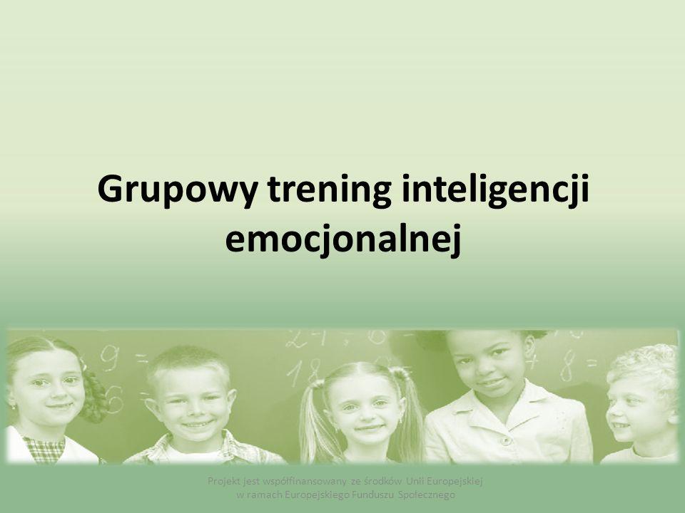 Grupowy trening inteligencji emocjonalnej