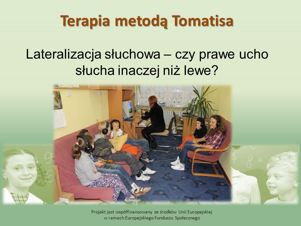 Terapia metodą Tomatisa