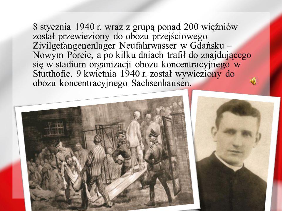 8 stycznia 1940 r.