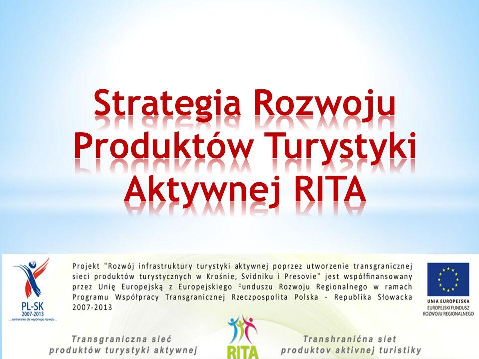 Strategia Rozwoju Produktów Turystyki Aktywnej RITA