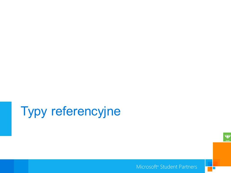 Typy referencyjne